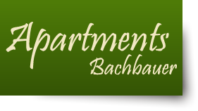 Logo Apartments Bachbauer